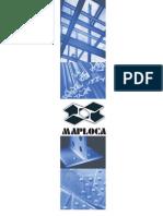 Datos Tecnicos Perfiles de Acero Maploca