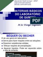 Materiais Basicos Do Laboratorio de Quimica
