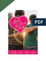 Love at first click - Elizabeth Chandler