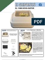 Hova Bator1588incubatorinstructions