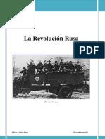 Silvia Cobos Sanz- LA REVOLUCIÓN RUSA