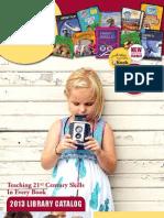 Cherry Lake Publishing Spring 2013 Catalog