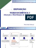 absorção e distribuição 2013