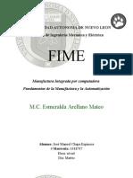 Fundamentos de La Automatizacion y La Manufactura