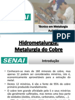 Metalurgia Do Cobre