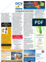 Pharmacy Daily for Wed 27 Feb 2013 - Pharmacist data, Leaders\' workshops, Sensipar trial cancelled, Health