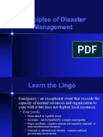 Disaster Management 2007