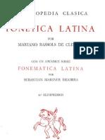66024389 Fonetica Latina BASSOLS