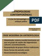ANTROPOLOGIAS CONTEMPORÂNEAS