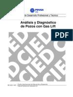 102707845 Analisis y Diagnostico de Pozos Con Gas Lift CIED PDVSA