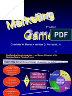 The Marketing Game Information Deck