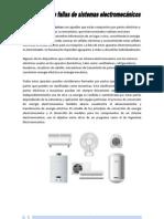 Diagnóstico de fallas de sistemas electromecánicos