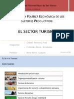 SECTOR TURISMO - PRECENTACIÓN.ppt