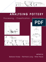 Analysing Pottery