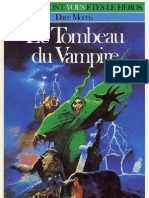 Dragon d'or 1 - Le Tombeau Du Vampire