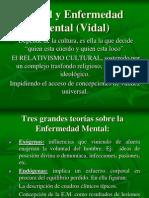 Salud y Enfermedad Mental (Vidal)