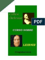 DELEUZE, Gilles - Curso Sobre Leibniz (Espanhol)