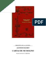 Alphonse Daudet - Cartas de Mi Molino