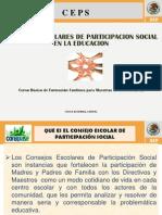 Consejo Escolar de Participacion Social