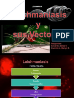 Leishmaniasis y Sus Vectores