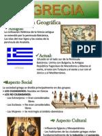 Diapositivas de Grecia