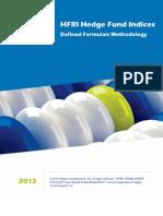 HFRI Formulaic Methodology