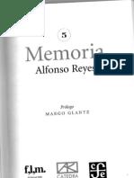 Oración del 9 de febrero - Alfonso Reyes