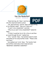 Dan the Basketball
