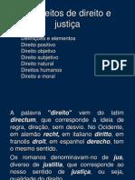 1 - Direito e Justiça
