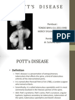Spondilitis Tb Ppt
