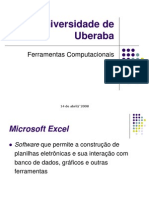 Aula 11 - Excel(1)