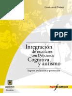 Integracion Escolares Def Cognitiva Autismo