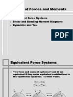 Applied Forces and Stress
