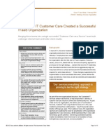 Cisco IT Case Study