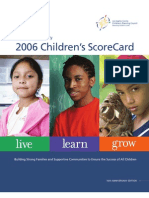 Los Angeles County Children's Scorecard