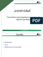 Resistividad Básico ACL-2009