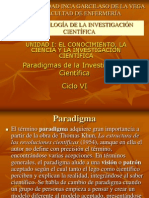 Unidad 1 Paradigmas
