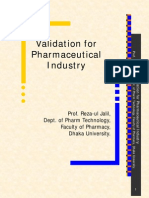 Validation for Pharmaceutical Industry.pdf