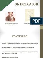 ECUACION DEL CALOR Presentacion Final Revisada PDF