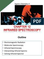 IR Spectroscopy CH12