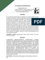 paper RELACIONES ESTEQUIOMÉTRICAS
