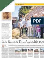 Los Ramos Titu Atauchi, el eslábon que se creía perdido