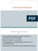 Musculoskeletal Infections.pptx