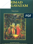 Srimad Bhagavatam Canto 9 (anteprima)