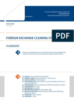 Case Study Foreign Exchange Clearing System Banking Luxoft for a Top10global Investment Bank