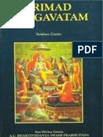 Srimad Bhagavatam Canto 7 (anteprima)