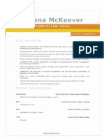 CV - Scanned pdf 