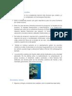 Trabajo Biologia Ecosistemas