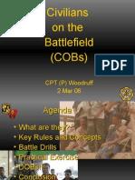 civilian on the battle field