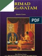 Srimad Bhagavatam Canto 4 (anteprima)